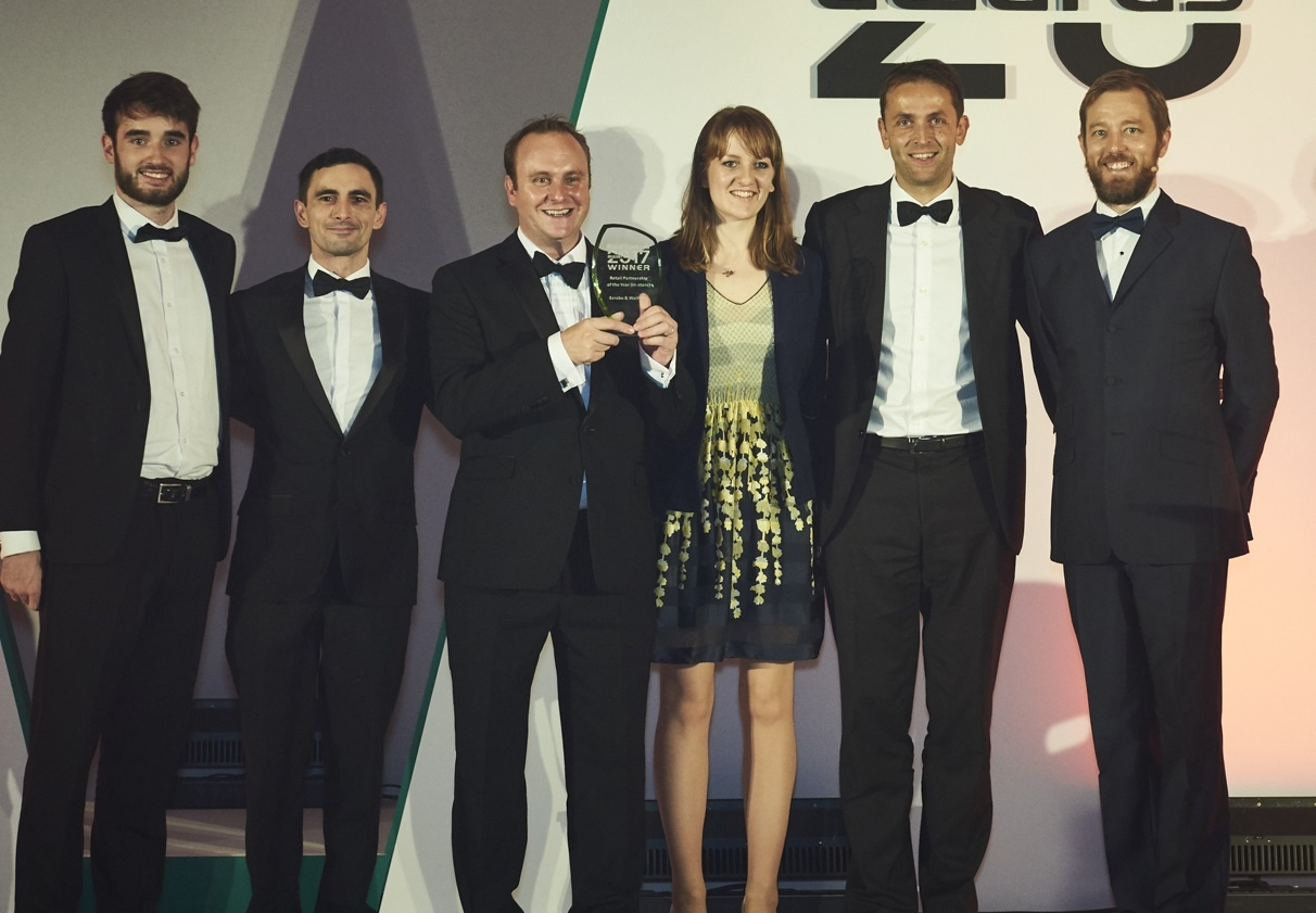Ecrebo wins with Waitrose at the Retail Systems Awards