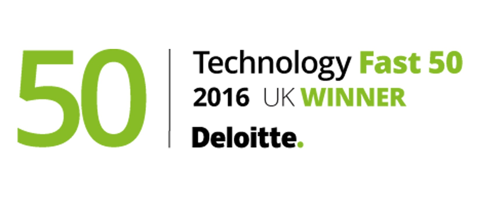 We're one of the UK's fastest growing technology companies… it's official!