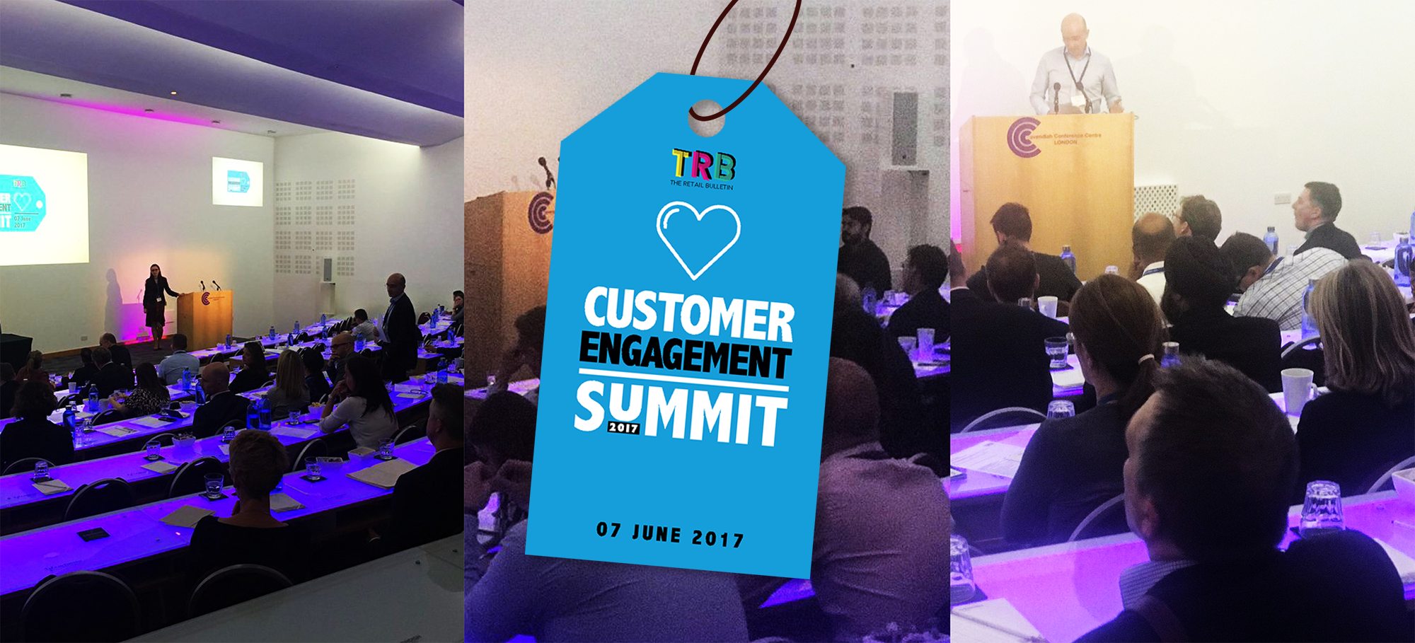 On the road @ Customer Engagement Summit: Creating better consumer experiences