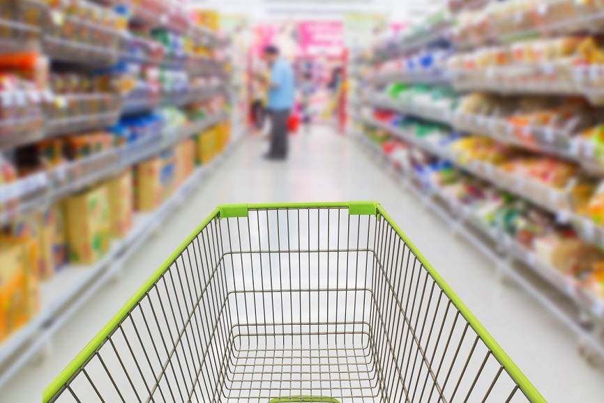 Getting Personal with Grocery Store Shoppers