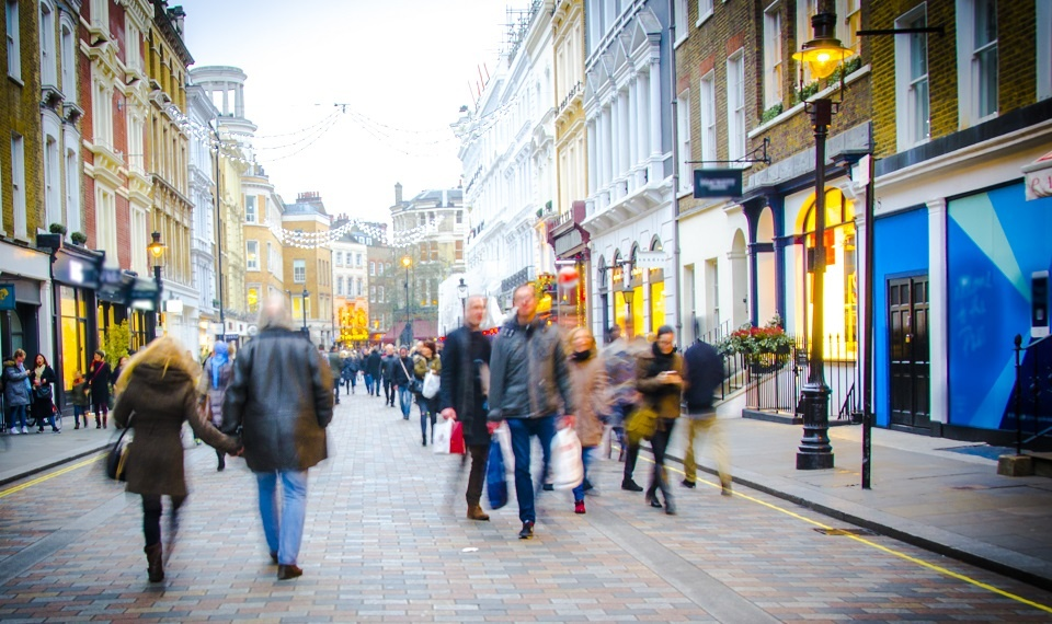 Retail isn't in bad health, it just needs to think differently