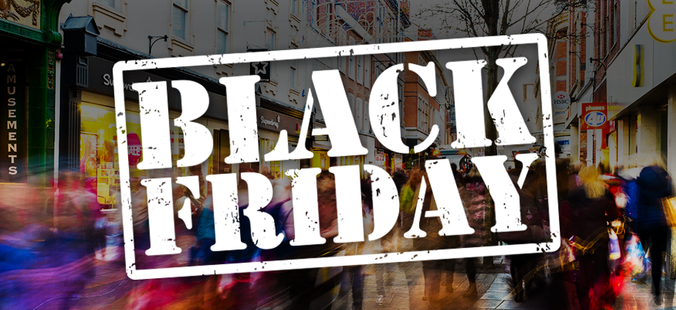 Is Black Friday in the UK really a big deal?